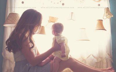 Voy a ser madre