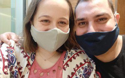 Sonrisa en tiempos de pandemia